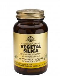 Solgar Vegetal Silica Veg.Caps 100S