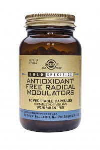 Solgar Antioxidant Free Radical Modulators Veg.Caps 60S