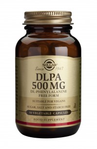 Solgar DLPA DL-Phenylananine 500Mg Veg.Caps 50S