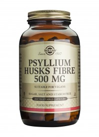 Solgar Psyllium Husks Fibre Veg.Caps 200S