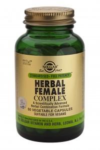 Solgar Herbal Female Complex Veg.Caps 50S