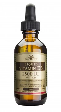 Solgar Vitamin D3 2500 Liquid 59 Ml