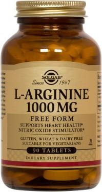 Solgar  L-Arginine 1000Mg Tabs 90S