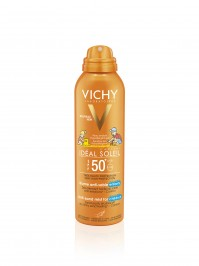 Vichy Ideal Soleil SPF50+  Enfants Antisand Spray 200Ml