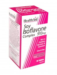 Health Aid Soy Isoflavone Complex 910Mg 30Tabs