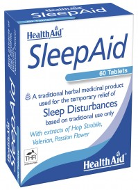 Health Aid Sleep Aid 60Tabs
