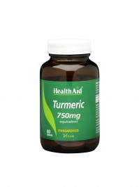 Health Aid Turmeric 60 Tabs