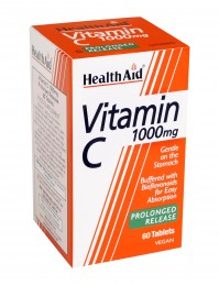 Health Aid Vitamin C 1000mg 60Tabs