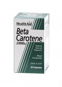 Health Aid Beta Carotene 15Mg 30Caps