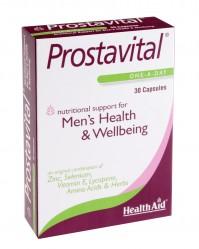 Health-Aid Prostavital 30 Capsules