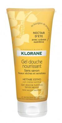 Klorane Gel Douche Nourrissant Nectar D'Ete 200Ml
