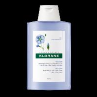 Klorane Shampooing Aux Fibres De Lin 200Ml