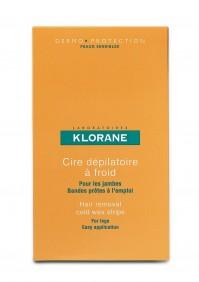 Klorane Cire Dep A Froid Pour Jambes 6Un