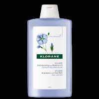 Klorane Shampooing Aux De Lin 400Ml