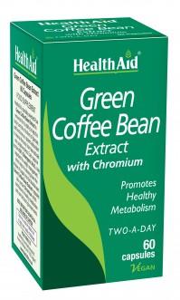 Health Aid Green Coffee Bean 60caps