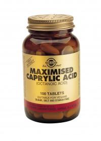 Solgar Caprylic Acid 100tabs