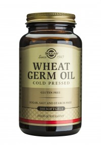 Solgar Wheat Germ Oil 1140mg 100softgels