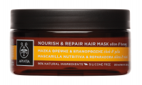 Apivita Mask Nourishing & Repair With Olive & Honey 200Ml