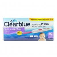 Clearblue Τεστ Ωορρηξίας Ψηφιακό 10 τεμάχια