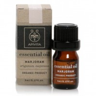 Apivita Essential Oil Marjoram Origanum 5Ml