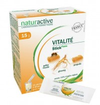 Naturactive Vitalite 15 Φακελισκοι