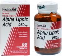 Health-Aid Alpha Lipoic Acid 250Mg 60S