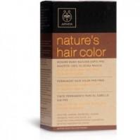 Apivita Nature S Hair Color N7,7 Ξανθο Μπεζ