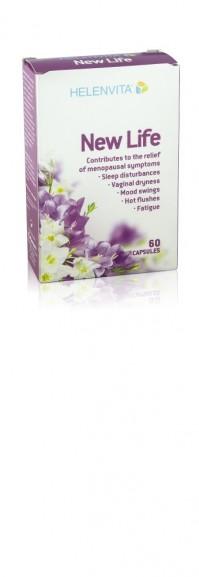 Helenvita New Life Menopause 60caps