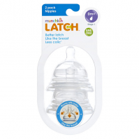 Munchkin 2 Pack Latch Stage 1 Teat