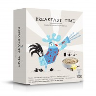Power Health Breakfast Time Νιφάδες Βρώμης 5x25g
