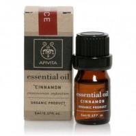 Apivita Essential Oil Cinnamon Cinnamomun Zeylanicum 5Ml