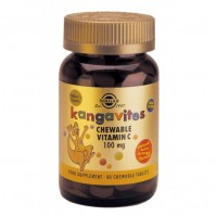 Solgar Kangavites Vit C 100Mg Chewable Tabs 90