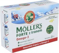 Nature`s Mollers Forte (Blister) 150 Caps