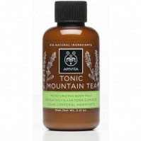 Apivita Μινι Ενυδατικό Γαλάκτωμα Tonic Mountain Tea 75ml