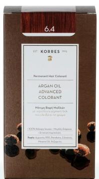 Korres Argan Oil Color Coppen Dark Blond 6.4