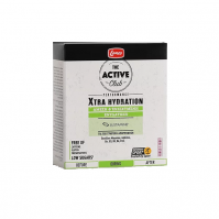 Lanes The Active Club Xtra Hydration,2x10 Αναβράζουσες Τάμπλετες