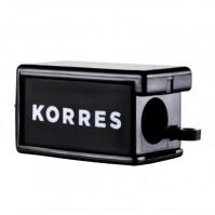 Korres Ξύστρα Μολυβιών Black