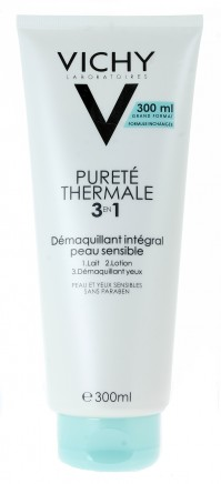 Vichy Purete Thermale Demaquillant Integral 3in1 300Ml