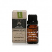 Apivita Essential Oil Tea Tree Malaleuca Alternifolia 10Ml