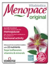 Vitabiotics Menopace 30Caps