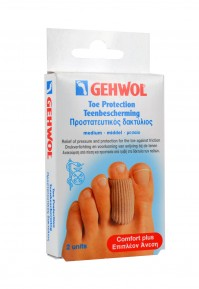 Gehwol Toe Protection Cap Medium 2Τμχ
