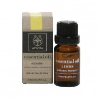 Apivita Essential Oil Lemon Citrus Medica Limonum 10Ml