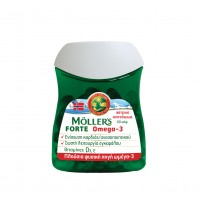 Mollers Forte Omega-3 60 capsules