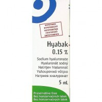 Hyabak Sol 0,15% Bottle 5Ml