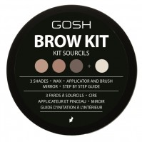 Gosh Eyebrow Kit 01