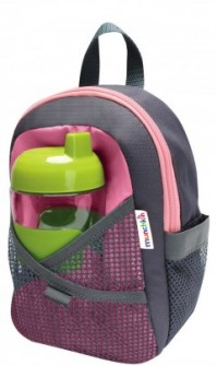 Munchkin By My Side Safety Harness Backpack Pink
