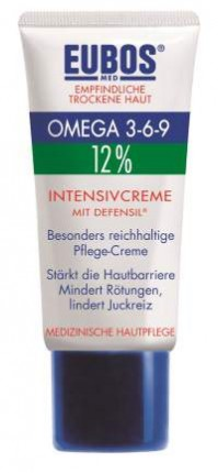 Eubos Omega 3-6-9 12% Intensive Cream 50Ml