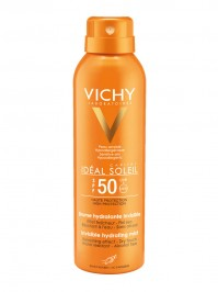 Vichy Ideal Soleil Hydrating Invisible Mist SPF50 200Ml
