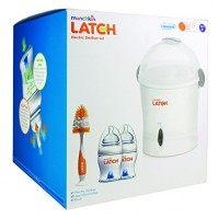 Munchkin Latch Electric Steriliser Starter Set