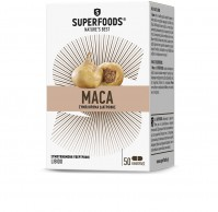Superfoods Maca Eubias 50 Caps